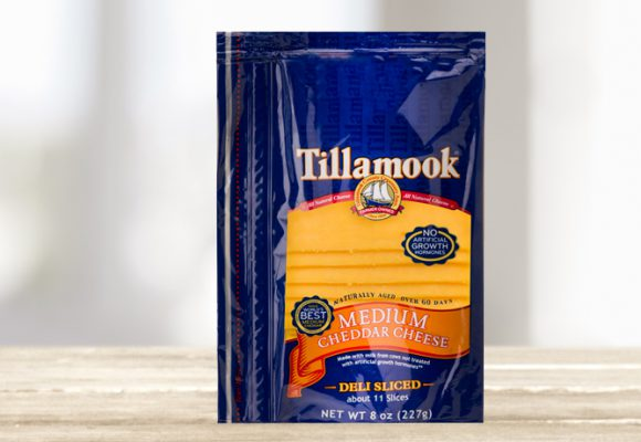 Tillamook Sliced Cheese