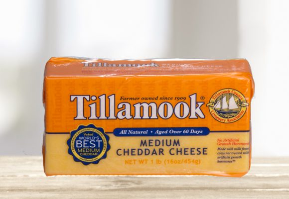 Tillamook Block Cheese
