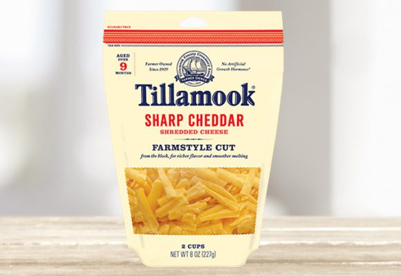 Tillamook Shredded Cheese